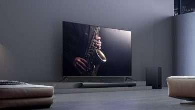 صورة مكبر صوت ساوند بار بقوة 100 واط و تلفاز ذكي بتقنية SLED 4K أجهزة جديدة من ريلمي بمواصفات رائعة