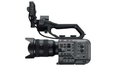 كاميرا Sony FX6 الجديدة