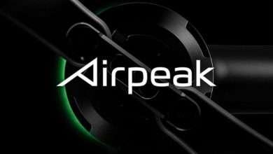 مشروع Airpeak من سوني