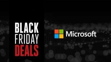الجمعة البيضاء - Black Friday أفضل عروض وتخفيضات على أجهزة مايكروسوفت