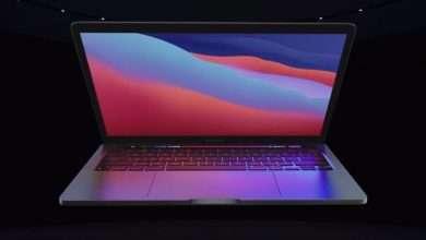 ابل تكشف عن ماك بوك برو - MacBook Pro 2020 مقاس 13 إنش مع شرائح السيليكون M1