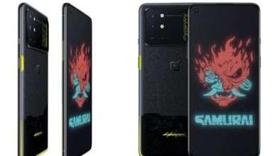 ون بلس تعلن عن OnePlus 8T x Cyberpunk 2077 المجنون