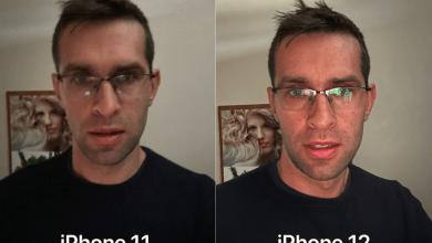 ايفون 12 برو-iPhone 12 pro اختبار طريقة التقاط سيلفي في الوضع الليلي