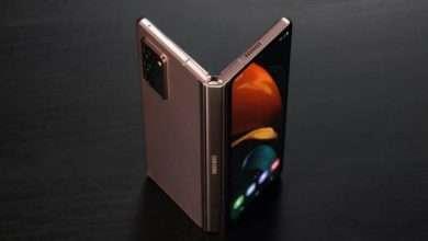 سامسونج جالكسي زد فولد 3 - Galaxy Z Fold 3 سيدعم S Pen وسينطلق في يونيو 2021