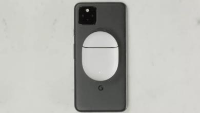 Google Pixel 5 - تعرّف كيف يتحول إلى شاحن لاسلكي لشحن هواتفك!