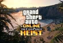 The Cayo Perico Heist - GTA Online