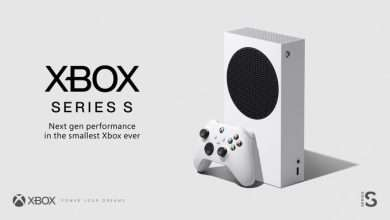 اكس بوكس سيريس اس - Xbox Series S سيأتي بحجم ذاكرة 364 جيجابايت