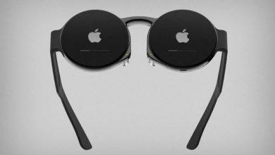 ابل تسجل براءة اختراع لنظارة تتكيّف مع الإضاءة المحيطة