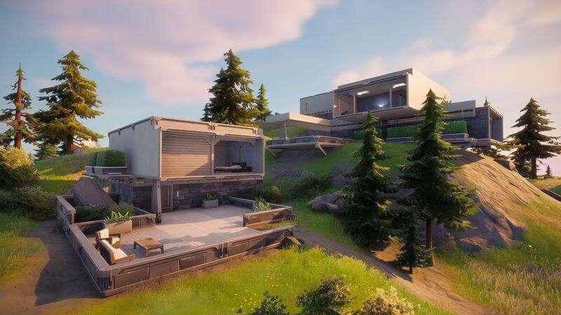 فورت نايت - Fortnite الموسم الخامس الجديد يضيف مواقع جديدة وأسلحة مختلفة