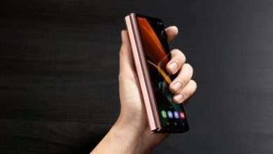 سامسونج تطلق 3 أنواع من الهواتف الذكية القابلة للطي في 2021