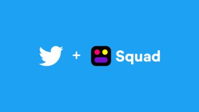 تويتر - Twitter يستحوذ على التطبيق الاجتماعي Squad