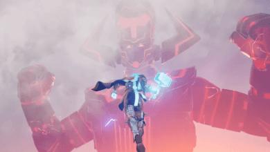 لعبة فورت نايت - Fortnite | انتهاء الموسم الرابع بحدث Galactus المثير