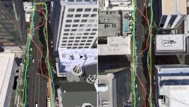 جوجل Google تزيد من دقة تحديد المواقع GPS باستخدام خرائط ثلاثية الأبعاد