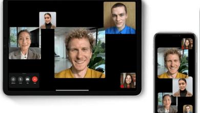 فيس تايم - FaceTime من ابل يطور مكالمات فيديو بجودة عالية