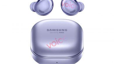 سامسونج جالكسي بودز برو Samsung Galaxy Buds Pro في أحد التسريبات