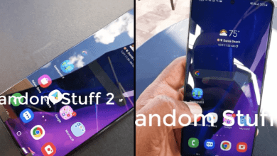 سامسونج جالكسي اس 21 بلس 5G Galaxy S21 Plus يظهر في فيديو لأول مرة