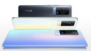 سعر ومواصفات فيفو اكس 60 vivo X رسميًا