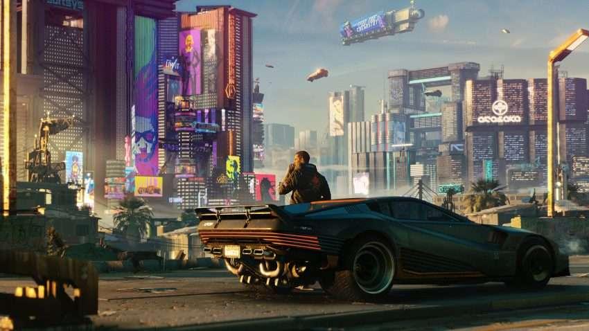 لعبة Cyberpunk 2077 المرتقبة باتت على بُعد اقل من 10 أيام لإصدارها
