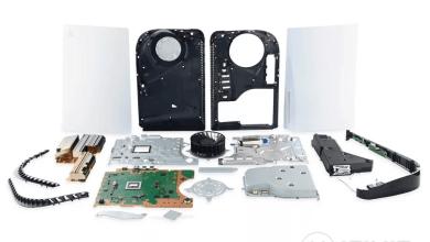 تفكيك بلايستيشن 5 - PS5 على منصة iFixit يظهر تفاصيل جديدة