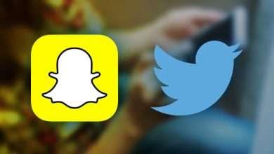 سناب شات - Snapchat يتيح لك مشاركة تغريدات تويتر على اللقطات الخاصة بك