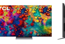 تلفاز تي سي ال 2021 CES