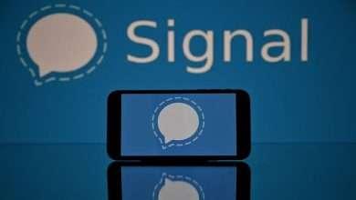 سياسات الخصوصية في تطبيق سيجنال