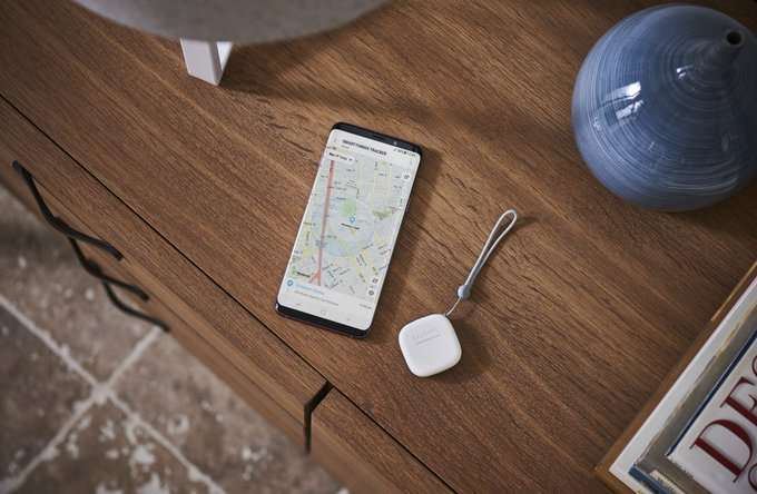 جهاز التعقب من سامسونج Galaxy Smart Tag