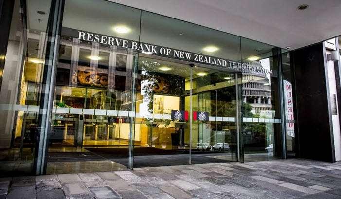 اختراق البنك المركزي النيوزيلندي