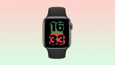 تحديث watchOS 7.3