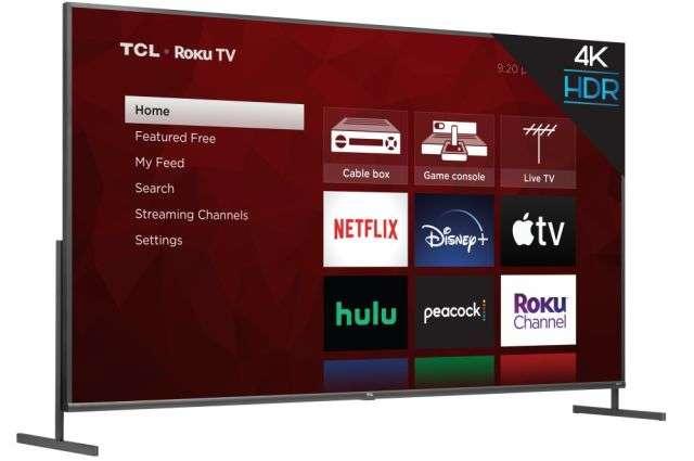 سي اي اس 2021 CES - تي سي ال تكشف عن شاشة تلفاز متطورة بدقة 8K وتقنية mini LED