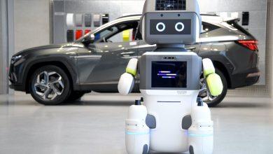 هيونداي تقدم روبوت خدمة العملاء DAL-e الرائع