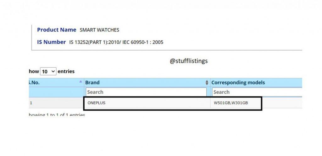 ون بلس ووتش OnePlus watch نظرة على تصميم الساعة المنتظرة في أحدث التسريبات المصوّرة