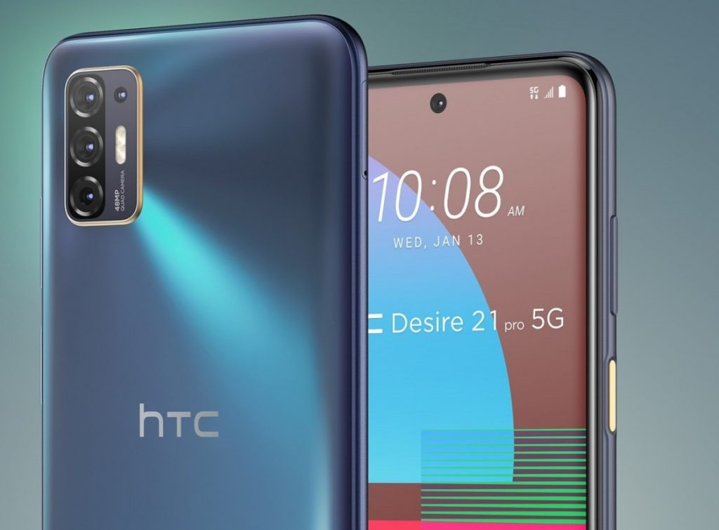 مواصفات و سعر اتش تي سي ديزاير 21 برو HTC Desire 21 Pro رسميًا