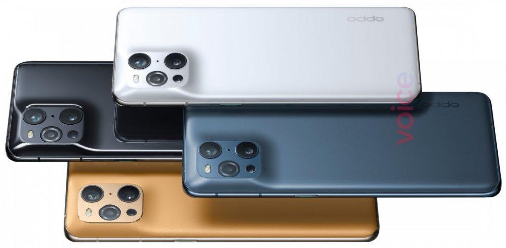 موعد إطلاق اوبو فايند اكس 3 برو - Oppo Find X3 Pro وتصميمه الانيق يظهر في تسريبات جديدة