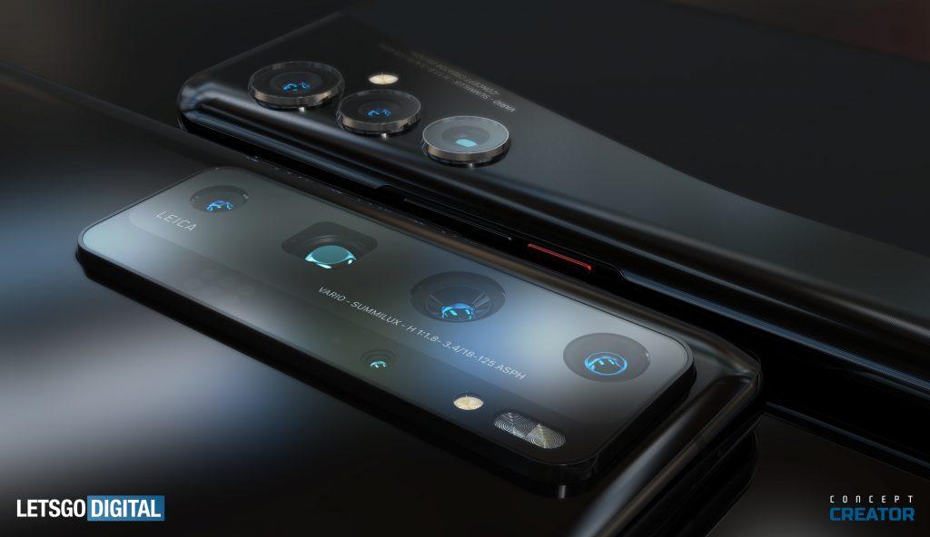 هواوي بي 50 - Huawei P50 سيحصل على كاميرا خلفية بتصميم جديد وبقدرات تصوير فائقة
