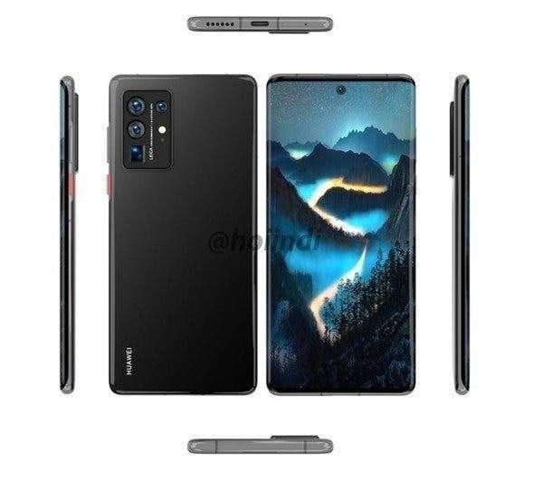 هواوي بي 50 – Huawei P50 سلسلة من ثلاثة هواتف قادمة بأنواع مختلفة من الشاشات