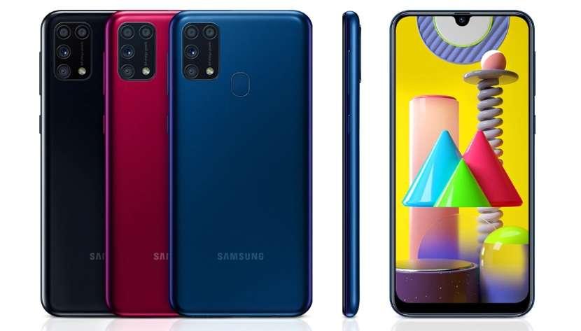 سامسونج جالكسي ام 31 اس Samsung Galaxy M31s يتلقى تحديث أندرويد 11