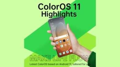تحديث ColorOS 11 سيصل إلى هذه الهواتف في فبراير 2021