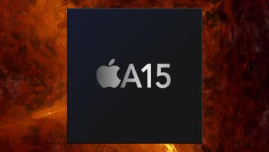 معالج ابل A15