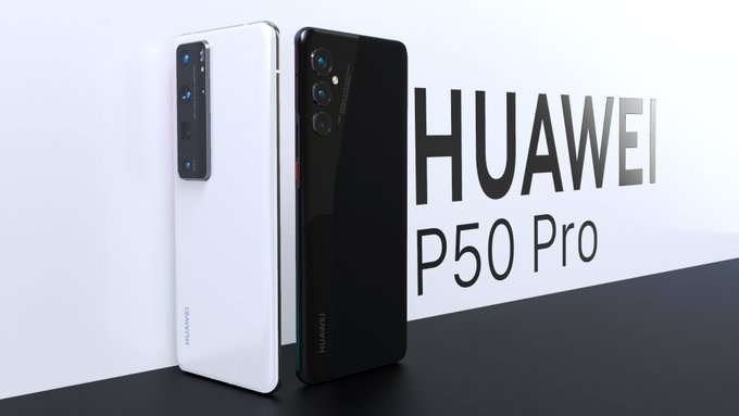سلسلة هواوي بي 50 - Huawei P50 هي أول سلسلة ستستخدم مستشعر سوني الجديد!