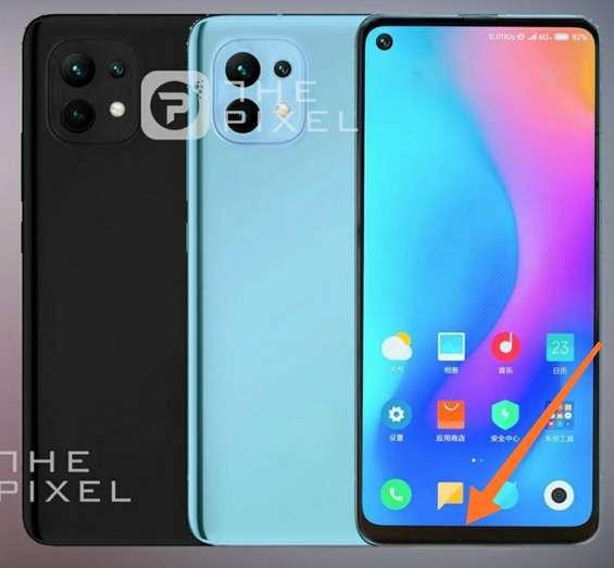شاومي مي 11 لايت Xiaomi Mi 11 Lite يظهر بمواصفاته الرئيسية على منصة جوجل بلاي