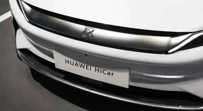 سيارة هواوي الكهربائية سوف تأتي بسعر منافس للسيارات الأخرى