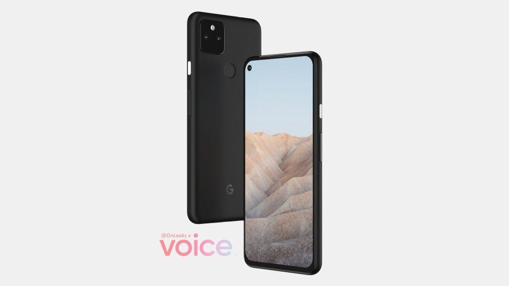جوجل بكسل 5 اي - Google Pixel 5a تسريب جديد يكشف تصميم الهاتف