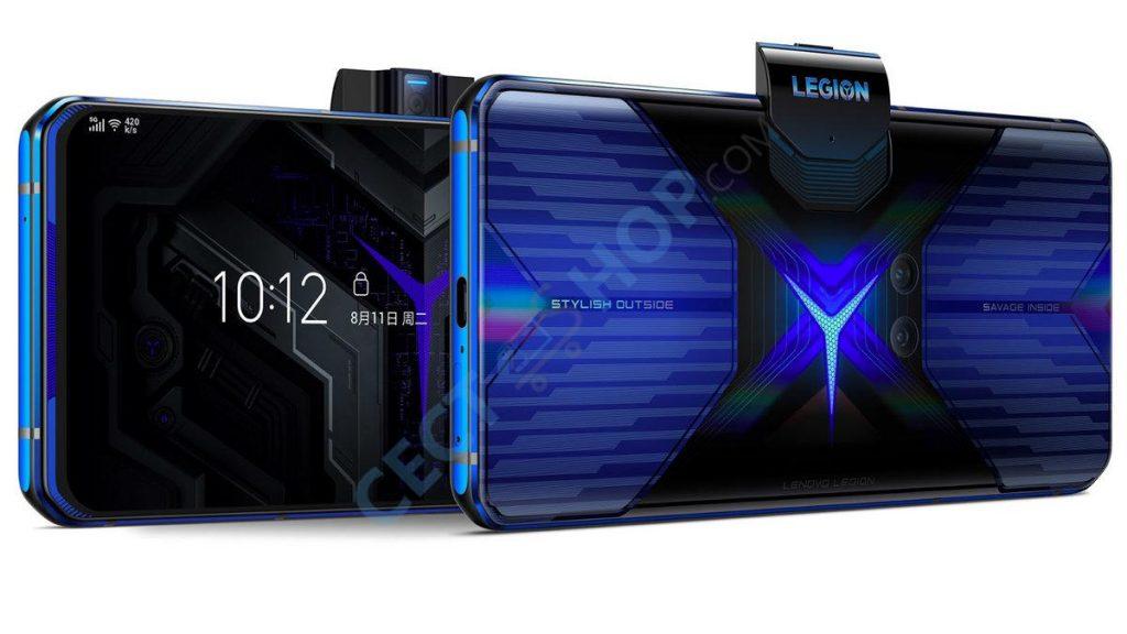 لينوفو ليجن برو 2 - Lenovo Legion Pro 2 الشركة تكشف موعد إطلاق هاتف الألعاب القادم