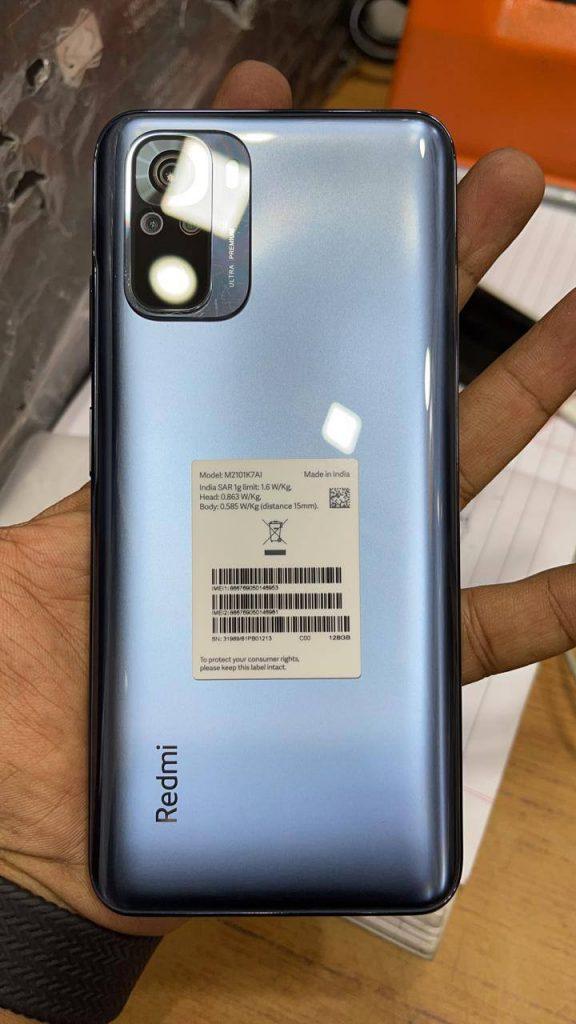سعر شاومي ريدمي نوت 10 – Redmi Note 10 بحسب آخر التسريبات