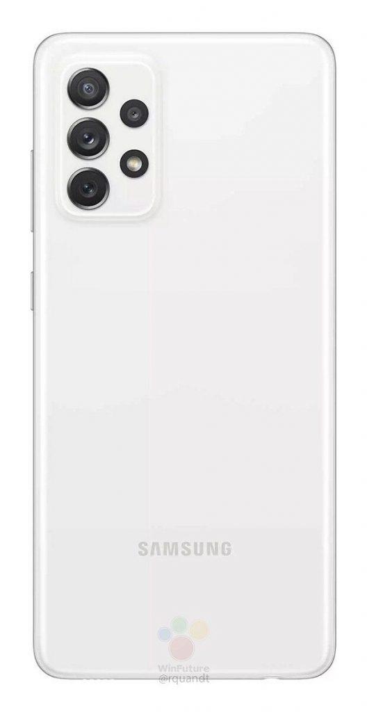 سامسونج جالكسي اى 72 – Galaxy A72 تسريبات جديدة صادمة عن نسخة 5G