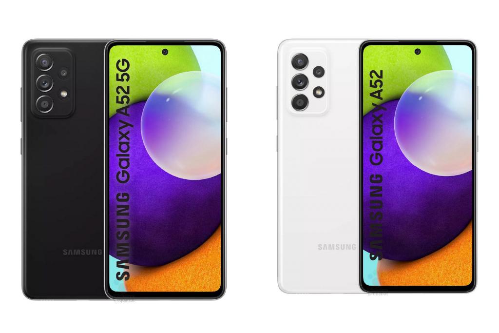 سعر ومواصفات سامسونج جالكسي اي 52  – Samsung Galaxy A52 وتسريب المزيد من التفاصيل الشيقة قبل الإطلاق الرسمي