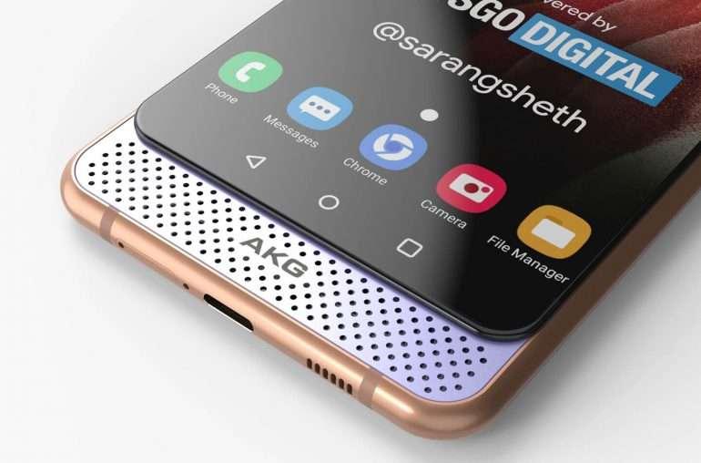 سامسونج جالكسي اي 82 - Galaxy A82 | هاتف منزلق بتصميم جديد