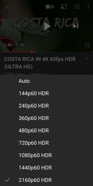 يوتيوب يقدم ميزة مدهشة للأجهزة التي تعمل بنظام أندرويد .. ما هي هذه الميزة؟