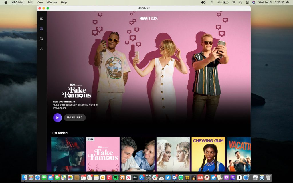 صورة بعد تحديث macOS Big Sur 11.3